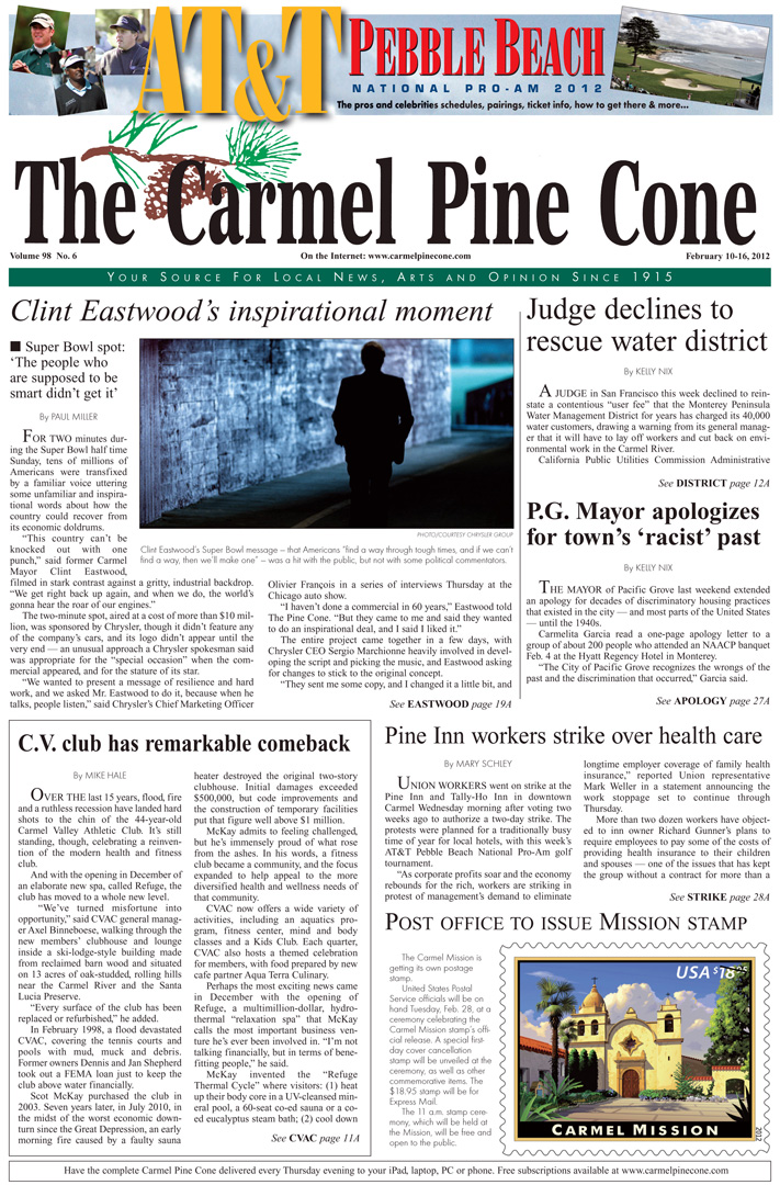 Click here to download the February 10, 2012, main news section